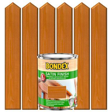 Lakierobejca do drewna SATIN FINISH 0,75 lSosna oregońska BONDEX