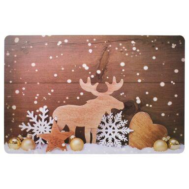 Podkładka świąteczna Bliss 43 x 28 cm