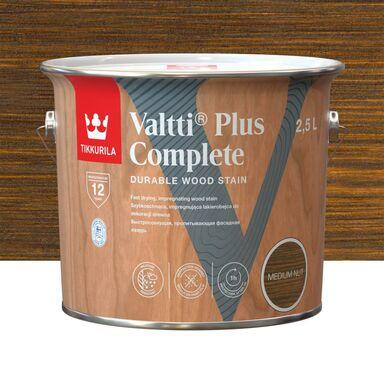 Lazura do drewna VALTTI 2.5 l Medium Nut TIKKURILA