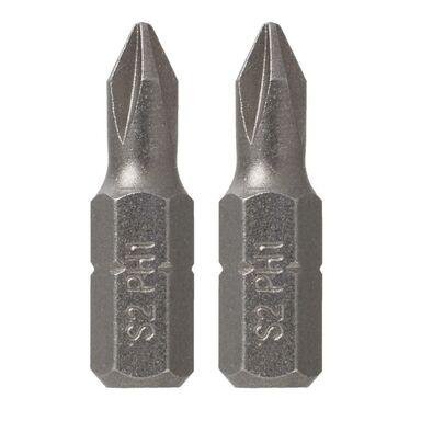 Bity do wkrętarki PH1 25 mm 2 szt. DEXTER