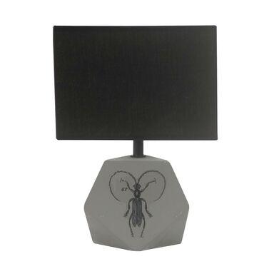 Lampa stołowa ANIMI czarna E14 CANDELLUX