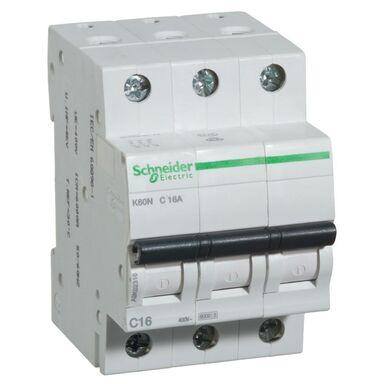 Wyłącznik nadprądowy K60N - C16 - 3 SCHNEIDER ELECTRIC