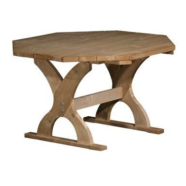 Stół ogrodowy TIAGO 124 x 128 cm