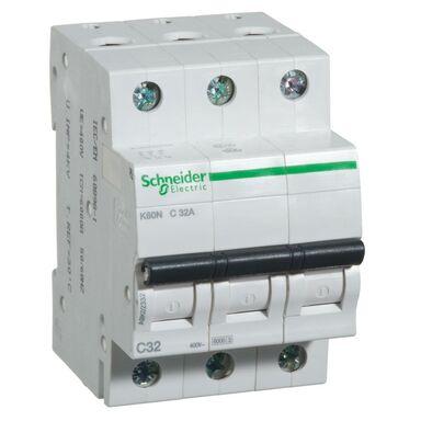 Wyłącznik nadprądowy K60N - C32 - 3 SCHNEIDER ELECTRIC