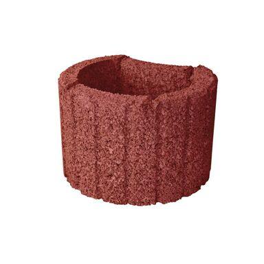 Gazon betonowy FLORA KSIĘŻYC Czerwony 20 x 30 cm BRUK-BET