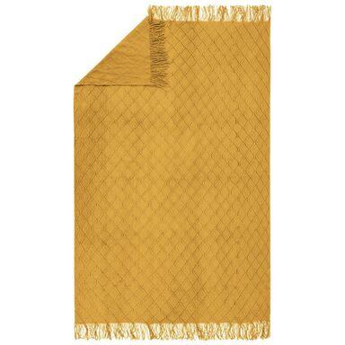 Koc OSLO żółty 130 x 170 cm