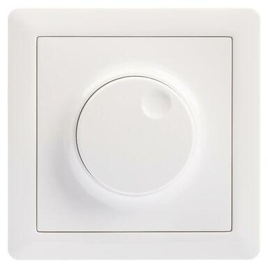 Ściemniacz obrotowy LEXMAN SLIM  Biały  LEXMAN