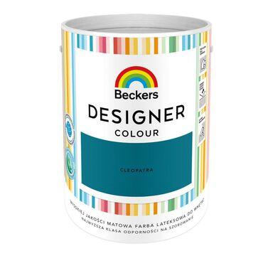 Farba wewnętrzna DESIGNER COLOUR 5 l Cleopatra BECKERS