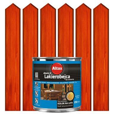Lakierobejca do drewna 0,25 lMahoń ALTAX