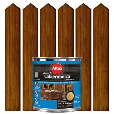 Lakierobejca do drewna 0,25 lOrzech ALTAX