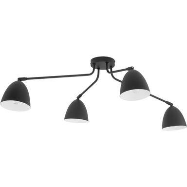 Lampa sufitowa LORETTA E27 czarna TK LIGHTING