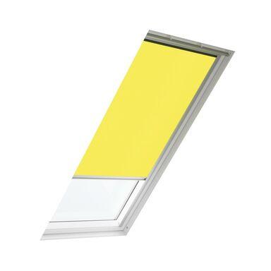 Roleta przyciemniająca RFL M04 4073 Żółta 78 x 98 cm VELUX
