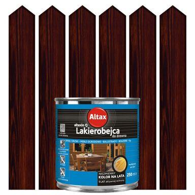 Lakierobejca do drewna 0,25 lPalisander ALTAX