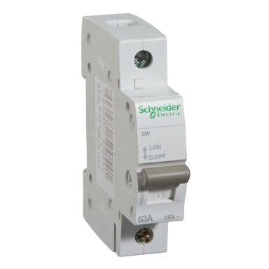 Rozłącznik główny SW - 63 - 1 SCHNEIDER ELECTRIC