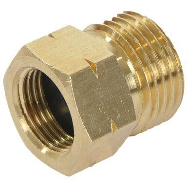 """Złączka gazowa GZ21.8 mm 3/8"""" PRA2 BRADAS"""