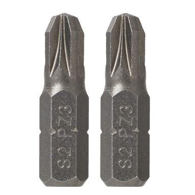 Bity do wkrętarki PZ3 25 mm 2 szt. DEXTER