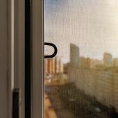Moskitiera Na Okno Ramowa 75 X 150 Cm Szaro Biala Artens Moskitiery W Atrakcyjnej Cenie W Sklepach Leroy Merlin