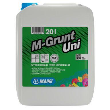 Grunt szybkoschnący M-GRUNT UNI 20L MAPEI