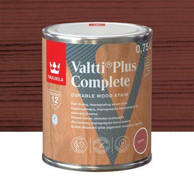 Lazura Valtti Plus Complete 0.75 l Wiśnia Tikkurila