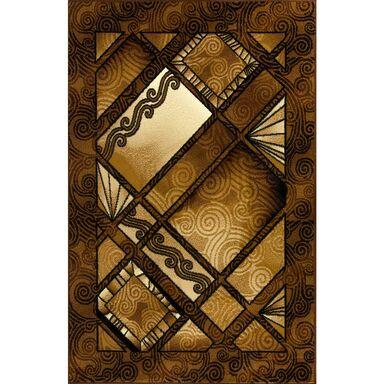 Dywan APIS brązowy 160 x 220 cm