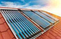 Ogrzewanie solarne