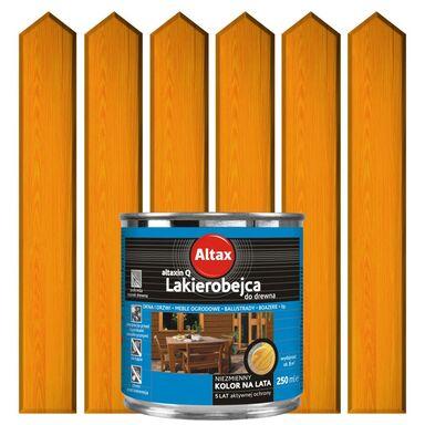 Lakierobejca do drewna ALTAXIN Q 0.25 l Sosna ALTAX
