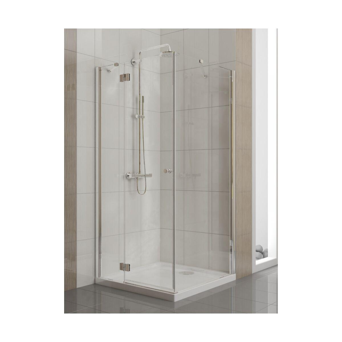 Kabina prysznicowa valence 90 x 90 cm iridum sprawd - Le roy merlin valence ...