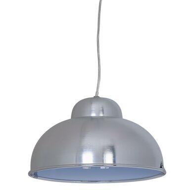 Lampa wisząca FARELL srebrna E27 INSPIRE