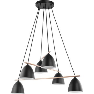 Lampa wisząca AIDA BLACK TK LIGHTING