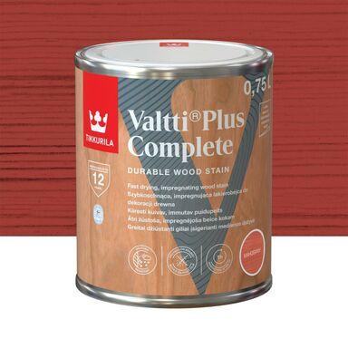 Lazura Valtti Plus Complete 0.75 l Mahoń Tikkurila