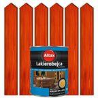 Lakierobejca do drewna 0.75 l  Mahoń ALTAX