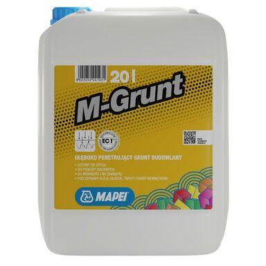 Grunt głęboko penetrujacy M-GRUNT 20L MAPEI