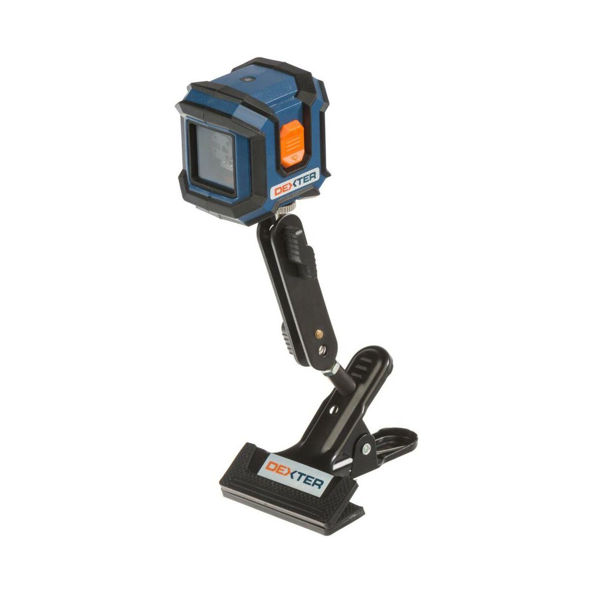 Poziomica Laserowa 10 M Krzyzowa Nlc02 Dexter Urzadzenia Laserowe W Atrakcyjnej Cenie W Sklepach Leroy Merlin