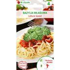 Bazylia właściwa LETTUCE LEAVED nasiona tradycyjne 1 g W. LEGUTKO