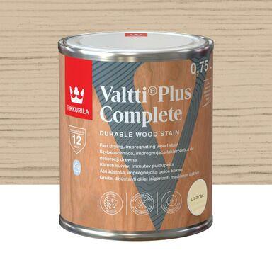 Lazura Valtti Plus Complete 0.75 l Dąb Jasny Tikkurila