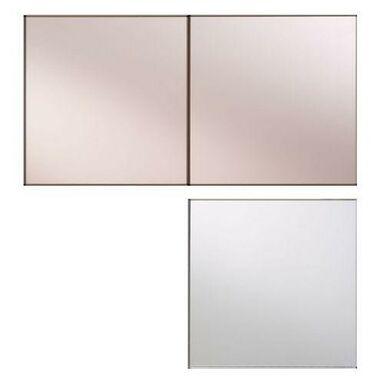 Lustro łazienkowe bez oświetlenia FLIZY BRĄZ 10 x 10 DUBIEL VITRUM