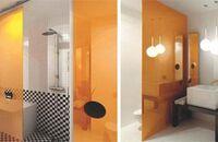 Projekt łazienki w dwóch wariantach
