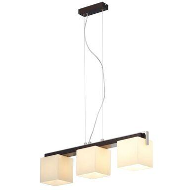 Lampa wisząca TROS brązowa E27 PREZENT