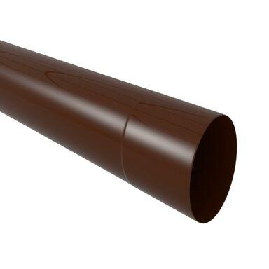 Rynna dachowa GBL50 Brązowa 2 m SCALA PLASTICS