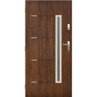 Drzwi wejściowe EKWADOR 90 Lewe PANTOR