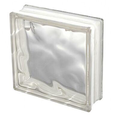 Pustak szklany CHMURKA 2424 szer. 24 cm x gł. 8 cm VITROLAND