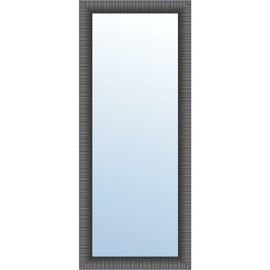 Lustro 970097 srebrne 45 x 126 cm w drewnianej ramie