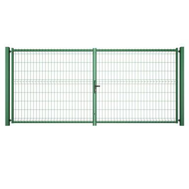Brama dwuskrzydłowa VERA 400 x 173 cm WIŚNIOWSKI