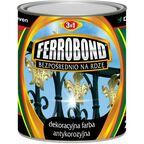 Farba antykorozyjna BEZPOŚREDNIO NA RDZĘ 2.5 l Czarny FERROBOND