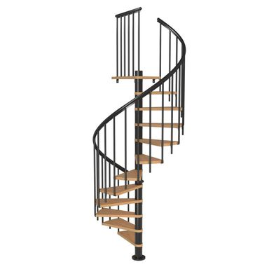 Schody spiralne MONTREAL Classic 3 Buk lity 140 cm DOLLE