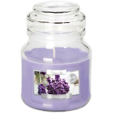 Świeca zapachowa w słoju Lavender lawenda