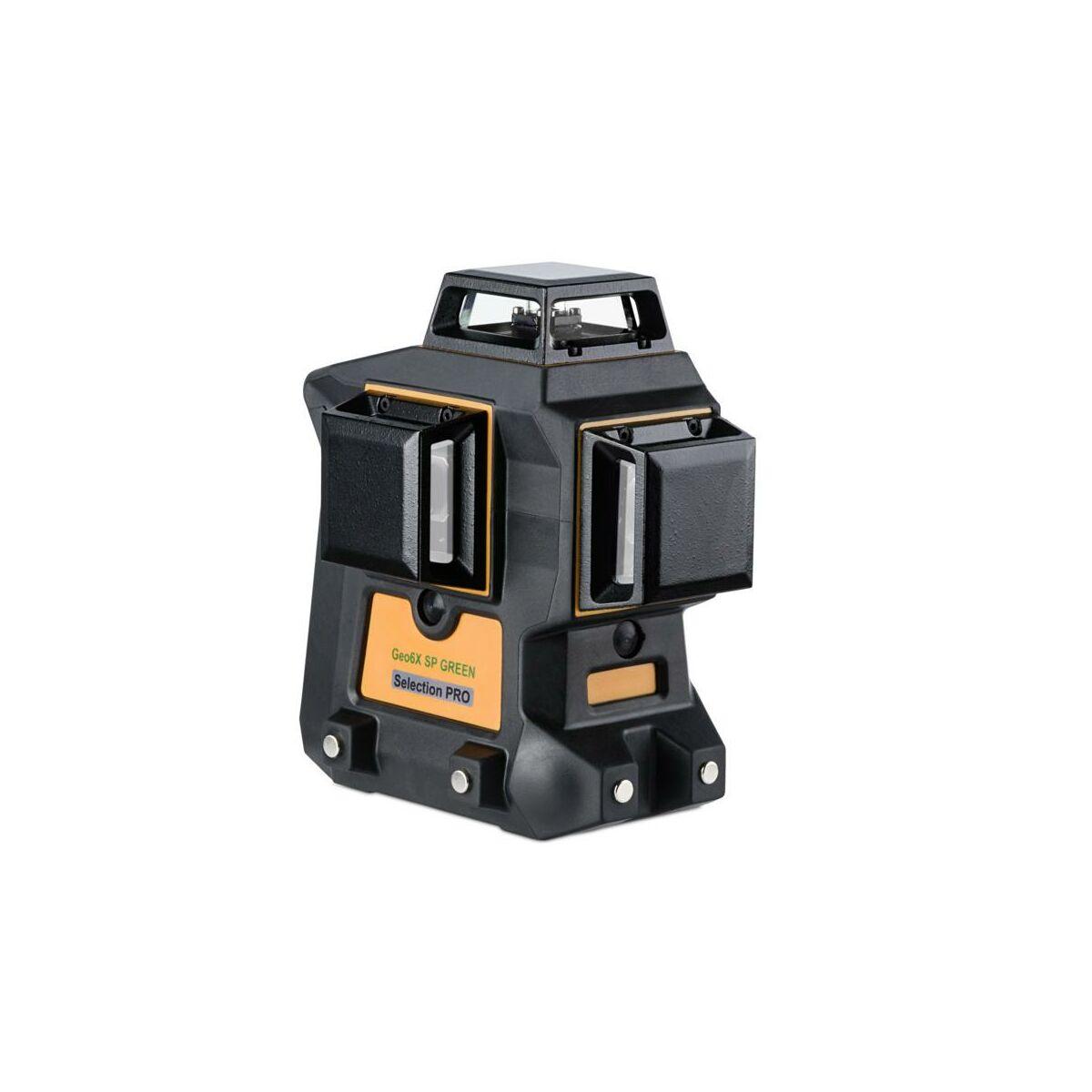 Poziomnica Laserowa Geo6x Green Sp Li Ion Geo Fennel Urzadzenia Laserowe W Atrakcyjnej Cenie W Sklepach Leroy Merlin