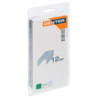 Zszywki TYP140 3360 szt. 10.6 / 12 mm Dexter