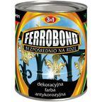 Farba antykorozyjna BEZPOŚREDNIO NA RDZĘ 0.8 l Brązowy FERROBOND