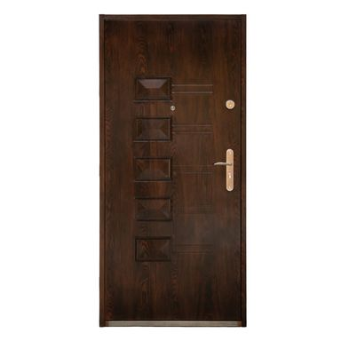 Drzwi wejściowe SERGOS  lewe 80